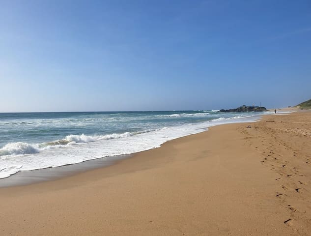 Breathtaking clean and beautiful beach