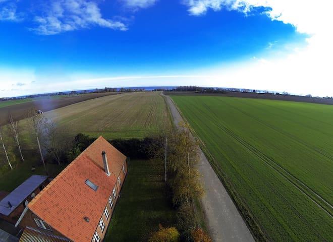 Familihus tæt på Østersøen - Idestrup - Casa