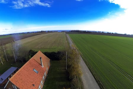 Familihus tæt på Østersøen - Idestrup