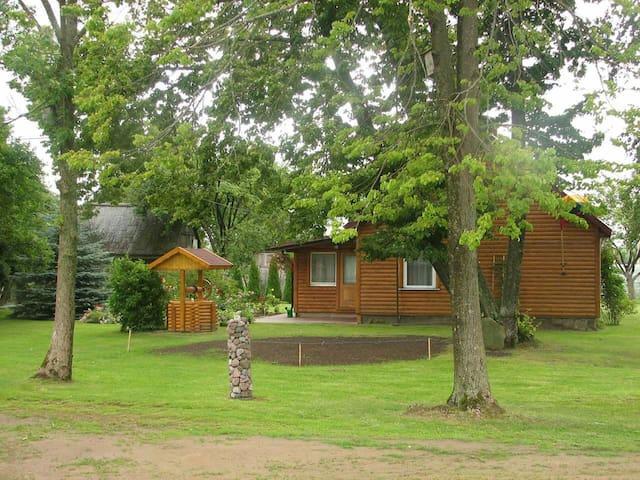 Lovely house in nature - Karkazai - House
