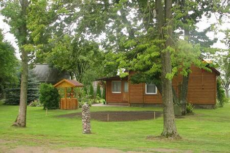 Lovely house in nature - Karkazai
