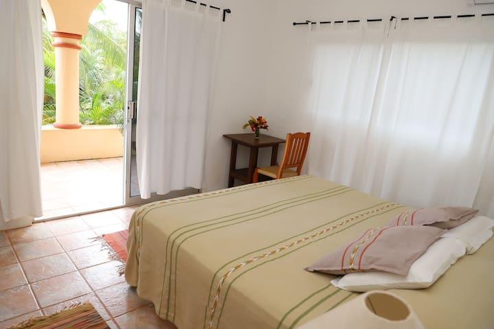 Bedroom Tierra Suite