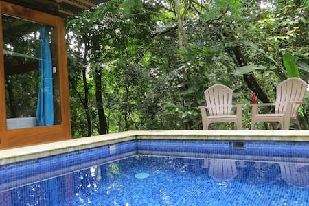 Casa Escondida-Private Jungle Hideaway