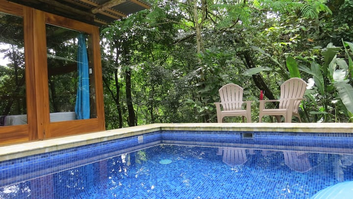 Casa Escondida-Private Hideaway-Waterfall & Pool