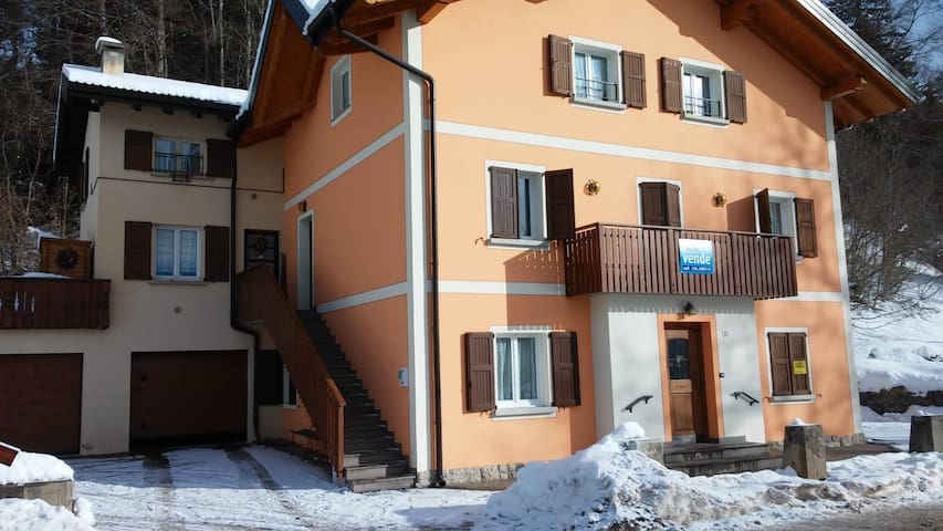 Casa vacanze in Trentino. Altopiano di Lavarone.