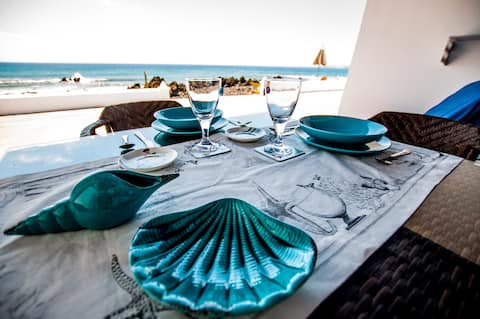 Appartement Seashell - Bord de mer