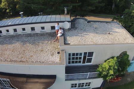 Huis in Villapark bij Hasselt - Circuit Zolder - Heusden-Zolder