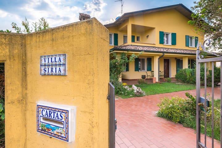 VillaSiria vacanze di benessere nel verde - Villarotta - Villa