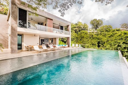 Costa Rica Luxury Nature Hideaway - Pacific view