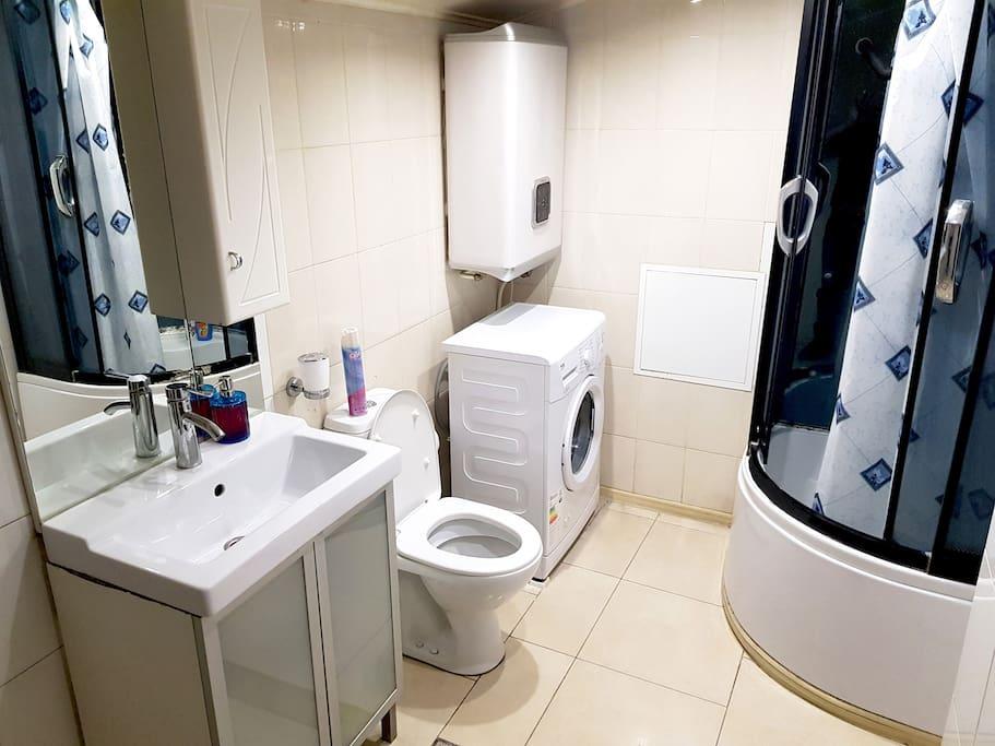 Ванная Комната для ваших удобств