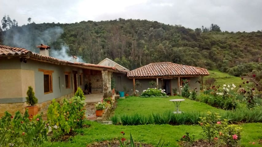 Lovely house on the top of the Andes ! - Guasca - Villa