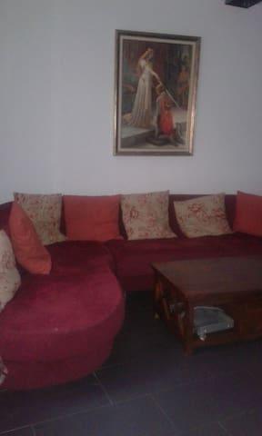 Apartamento en Casa Rural el Rincon de Miriam - Colomera - Daire
