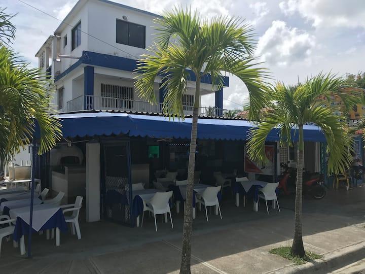 Hotel Restaurante Thomas 12 Boca Chica