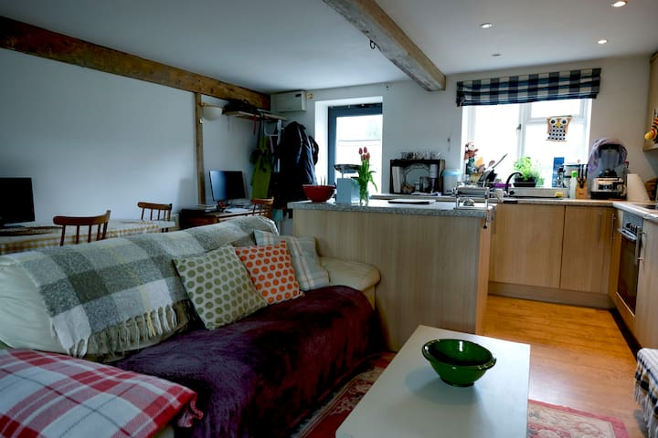 The Coach House - Glasbury - Casa