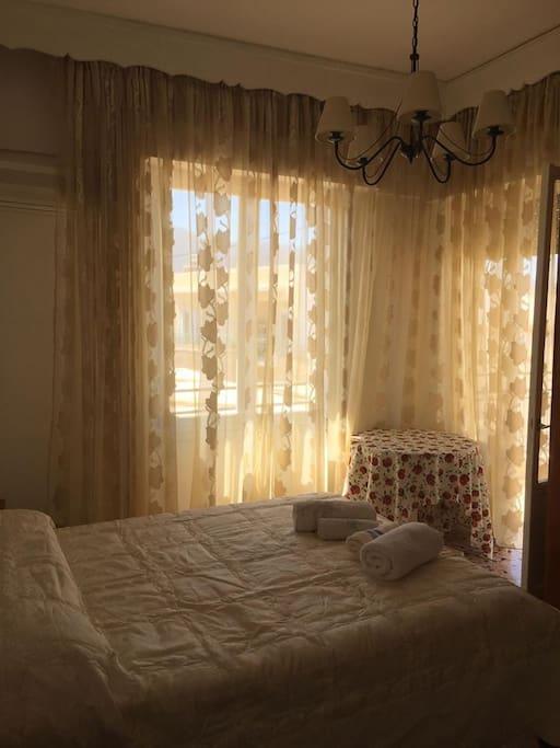double bedroom/camera da letto doppia