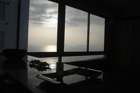 Apartment with view of the sea - Magdalena del Mar,