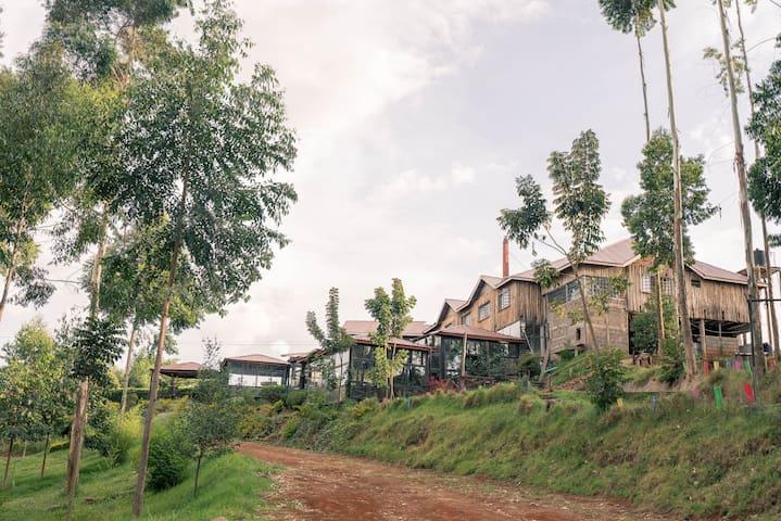 Ndakaini Dam Resort