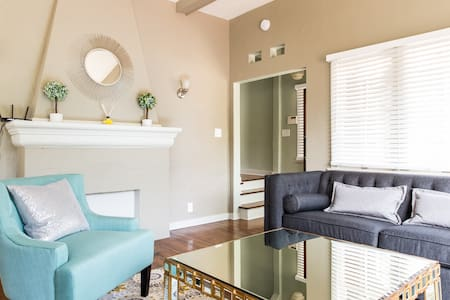 ★ Patio ★ Parking ★ Washer+Dryer ★ FAST WiFi ★ - Los Angeles