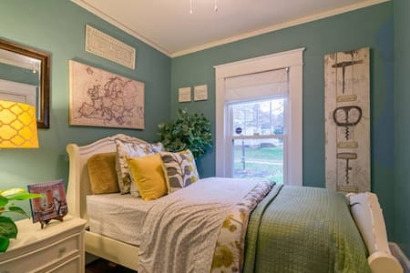 Hydrangea Room, Sweet & Quaint - Richmond - Haus