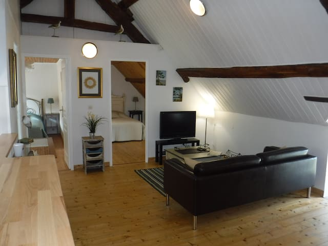 Appartement, baie du Mont Saint-Michel, Saint-Malo