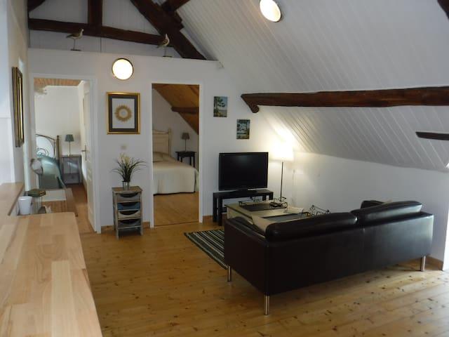 Appartement, baie du Mont Saint-Michel, Saint-Malo