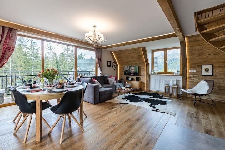 Apartament Rozeta Lux Zakopane