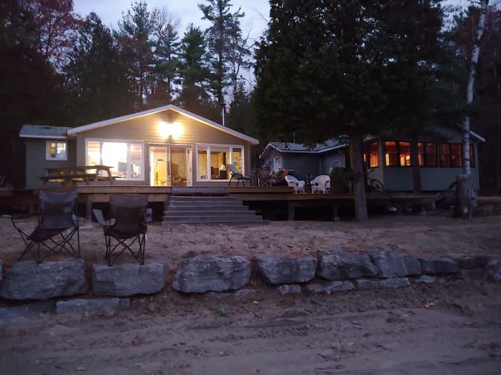 Resort-like cottage