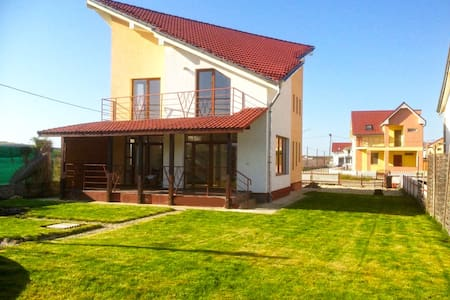 Nice house with stunning views in Transylvania - Sybin