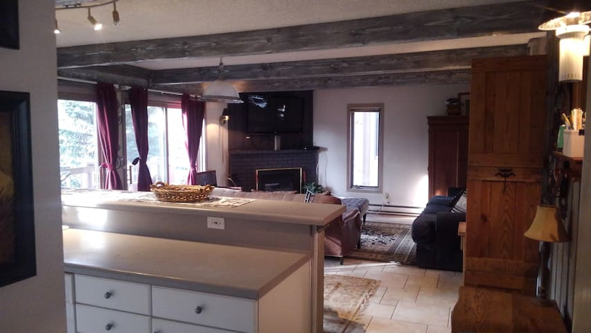 Beautiful condo at Snowmass adjasent to village