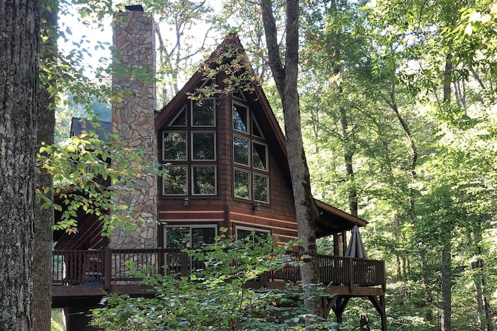 Split Rock Cabin