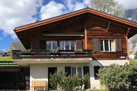 Charming Swiss Chalet for the perfect holiday