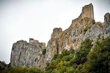 Château Cathare, citadelle du vertige