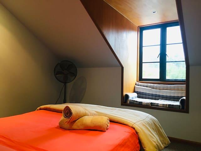 Bedroom Three-Upstairs