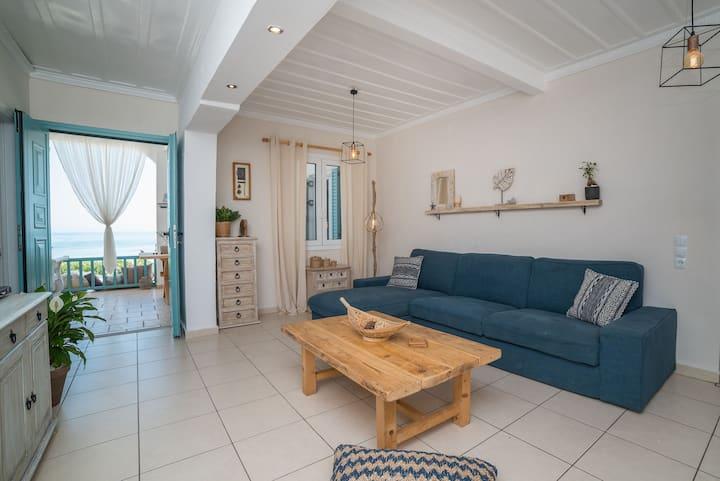 Anemos 3 Bedroom Beach House Houses For Rent In Zakinthos Peloponnisos Dytiki Ellada Ke Ionio Greece