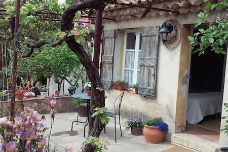 Charming  Cottage in Cotignac - Cotignac - Kabin
