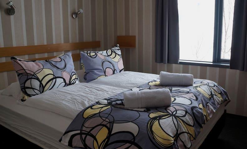 Hotel Skogafoss - Double room