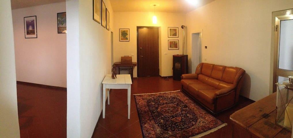 Appartamento in antico borgo - Lupia