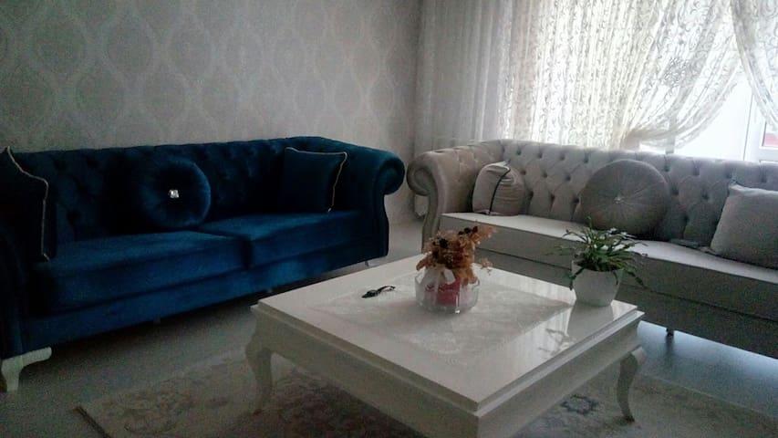 Başkentte modern bir daire, müthiş. - Ankara, TR - Huoneisto