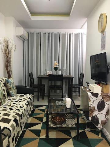 Unit 3820 (1 Bedroom) - Manila - Apartamento