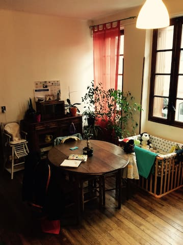 Charming place. 3 rooms in downtown Toulouse. - Toulouse - Appartement