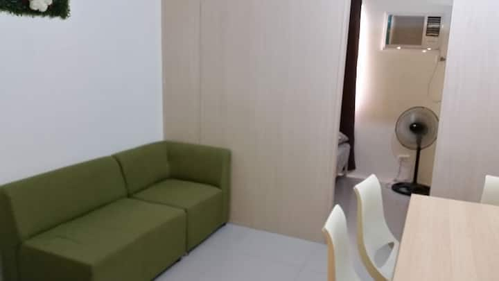 quiet, healthy apartment in District Hoc Mon!