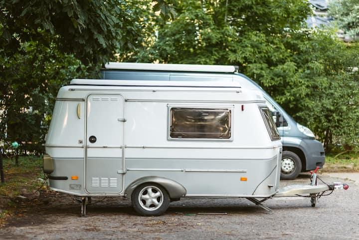 Space for your camper in Vilnius center