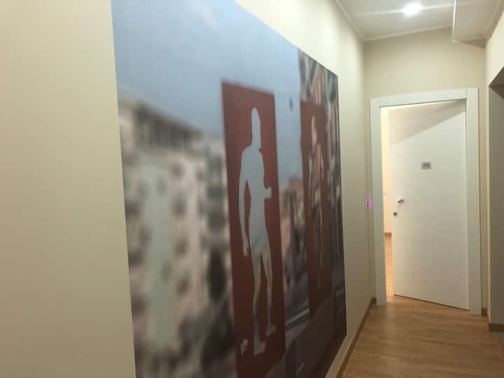 Camera quadrupla con bagno privato (106)