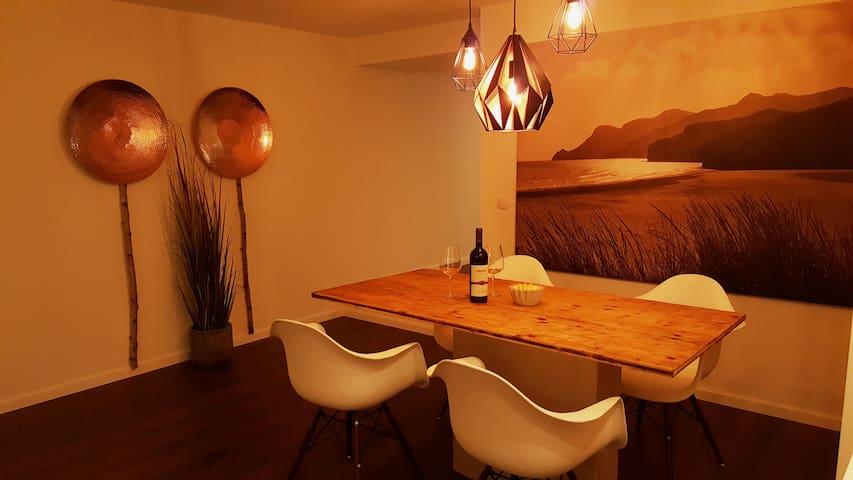70sqm NEW Design LOFT Souterrain - Rheinfelden (Baden) - Loft