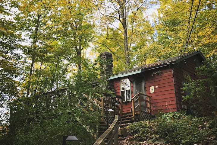 Cozy hidden cottage minutes away from  Tanglewood