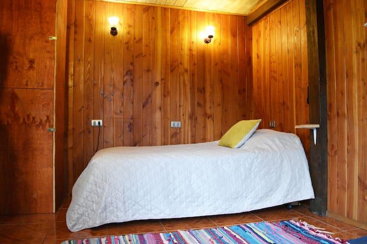 Habitación individual - Babait Pucon B&B