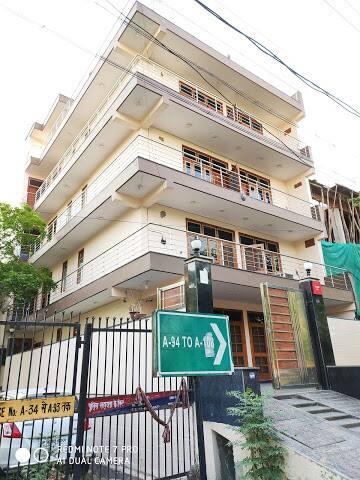 Royal Stay Noida Luxury Double Room 2