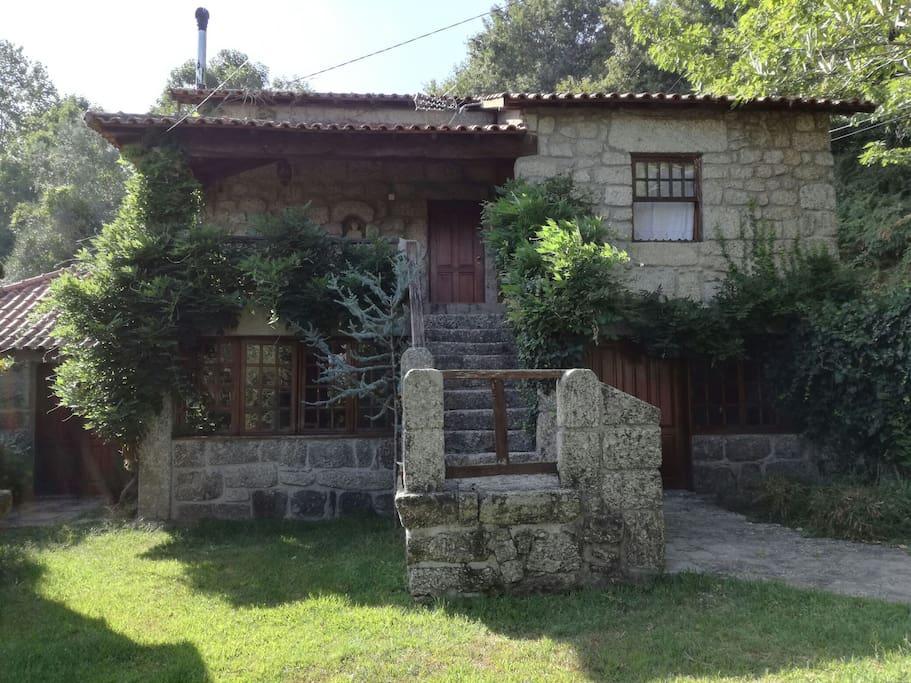 Gardens- House