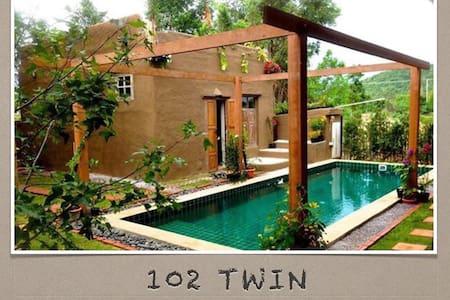 102 Twin room - Amphoe Pran Buri