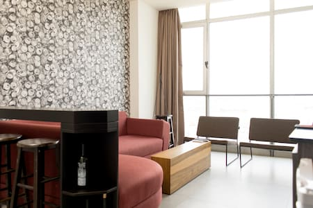 Beirut 'Port View' 1-Bedroom Apt - Mar Mikhael